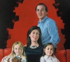 Gilles, Nathalie, Clare, Clue Dutertre