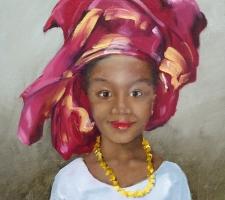 Maria Agatha's kleindochter