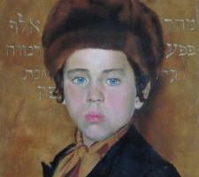 kopie Joods jongetje