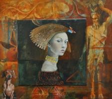 Bird woman (verkocht)